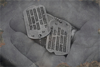Dog Tags 101st Airborne